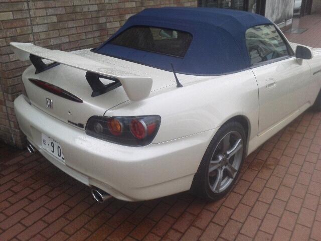 ホンダ S2000 タイプS