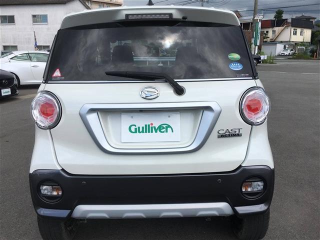 「ダイハツ」「キャスト」「コンパクトカー」「福岡県」の中古車12