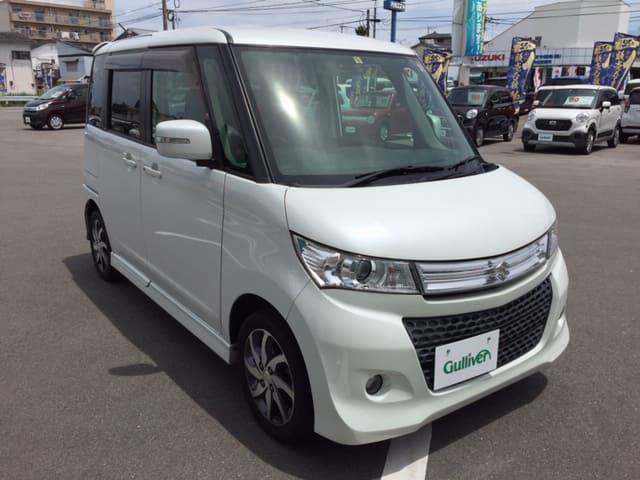 「スズキ」「パレットSW」「コンパクトカー」「福岡県」の中古車4