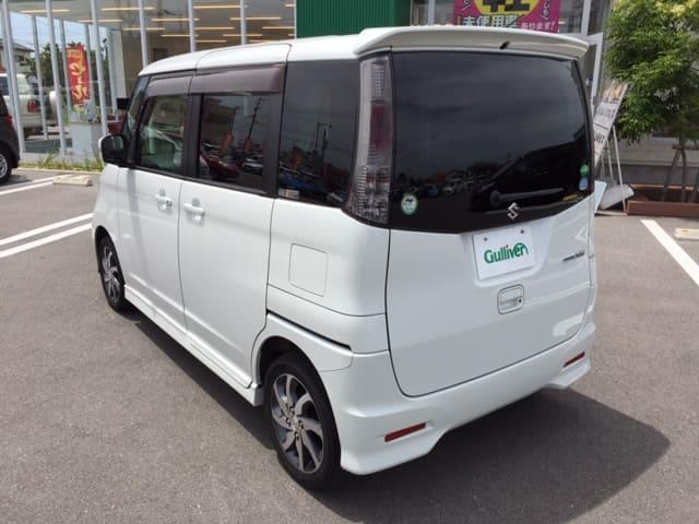 「スズキ」「パレットSW」「コンパクトカー」「福岡県」の中古車5