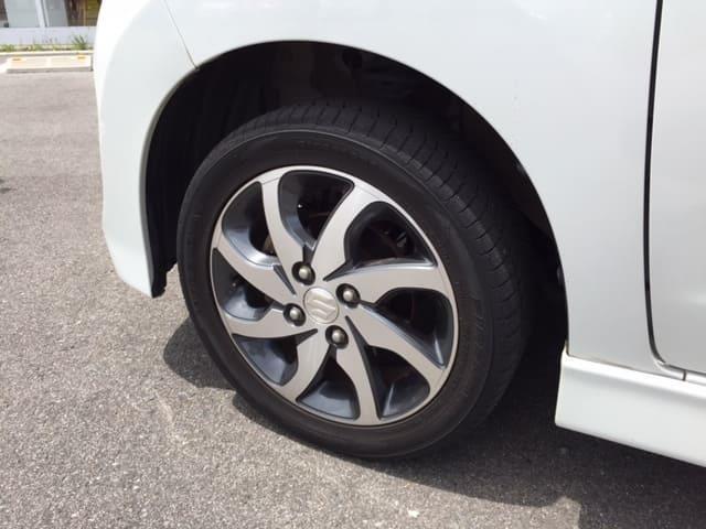 「スズキ」「パレットSW」「コンパクトカー」「福岡県」の中古車9