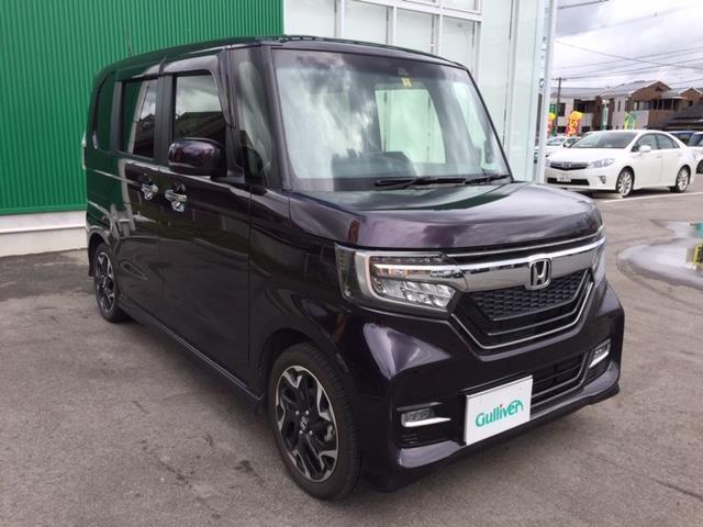 「ホンダ」「N-BOX」「コンパクトカー」「福岡県」の中古車4