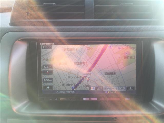 トヨタ bB S エアロパッケージ  HDDナビ フルセグTV DVD再生