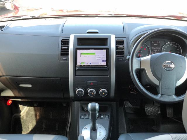 日産 エクストレイル 20X 4WD メモリーナビ バックカメラ ワンセグTV