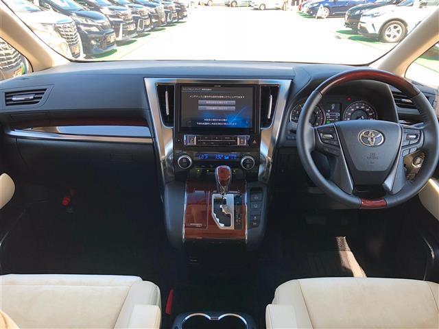 トヨタ ヴェルファイア V BigX11インチナビ 後席モニター 両側パワスラ