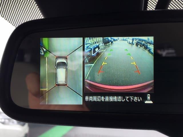 X 純正HDDナビ 純正ドアバイザー アイドリングストップ(18枚目)