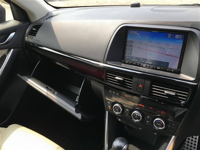 XD Lパッケージ 4WD 革シート クルコン 純正SDナビ(7枚目)