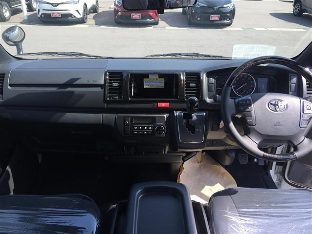 スーパーGL ダークプライムII 登録済未使用車 トヨタセーフティセンスP 両側パワースライドドア ステアリングリモコン LEDヘッドライト モデリスタエアロ(4枚目)