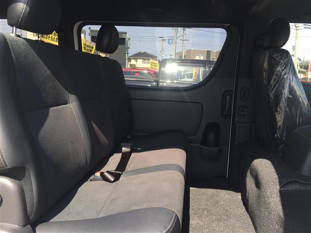 スーパーGL ダークプライムII 登録済未使用車 トヨタセーフティセンスP 両側パワースライドドア ステアリングリモコン LEDヘッドライト モデリスタエアロ(6枚目)