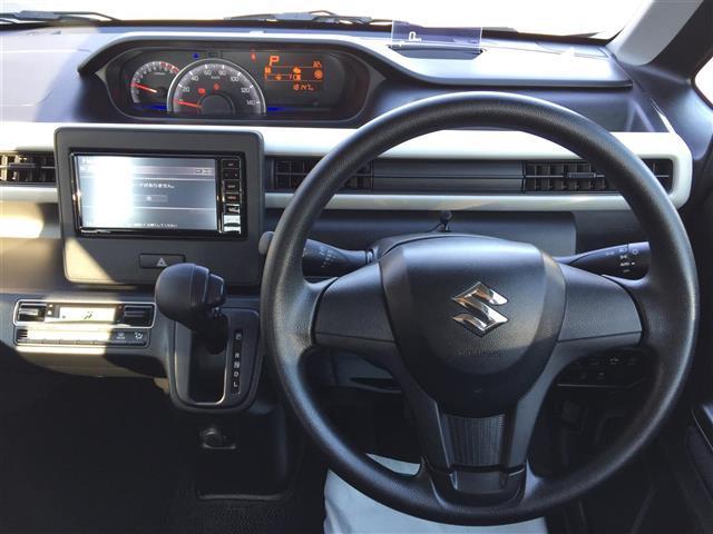 ハイブリッドFX 純正メモリーナビ 地デジ ドライブレコーダー ETC スマートキー プッシュスタート レーダーブレーキ ベンチシート 保証書 シートヒーター(3枚目)
