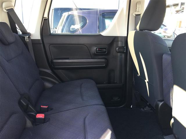 ハイブリッドFX 純正メモリーナビ 地デジ ドライブレコーダー ETC スマートキー プッシュスタート レーダーブレーキ ベンチシート 保証書 シートヒーター(6枚目)