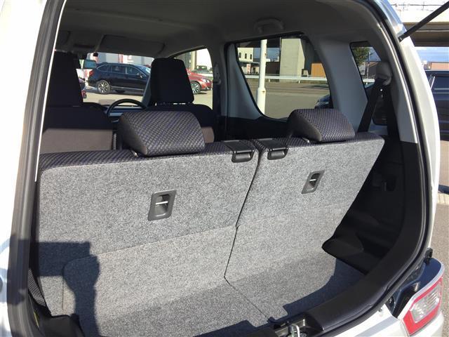 ハイブリッドFX 純正メモリーナビ 地デジ ドライブレコーダー ETC スマートキー プッシュスタート レーダーブレーキ ベンチシート 保証書 シートヒーター(7枚目)
