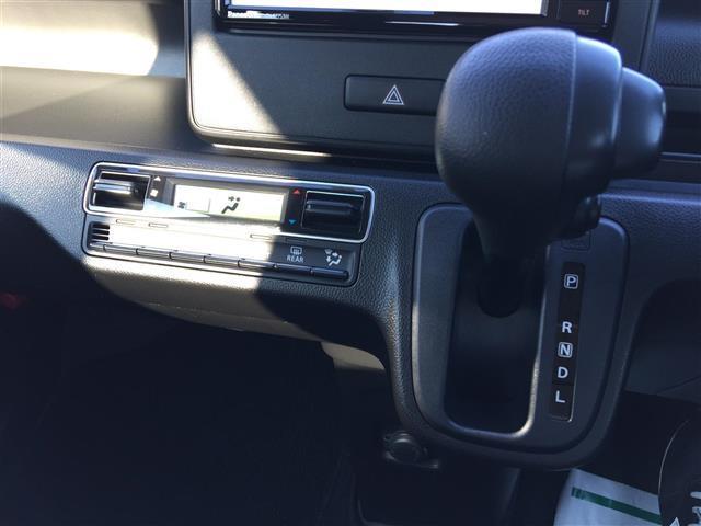 ハイブリッドFX 純正メモリーナビ 地デジ ドライブレコーダー ETC スマートキー プッシュスタート レーダーブレーキ ベンチシート 保証書 シートヒーター(9枚目)