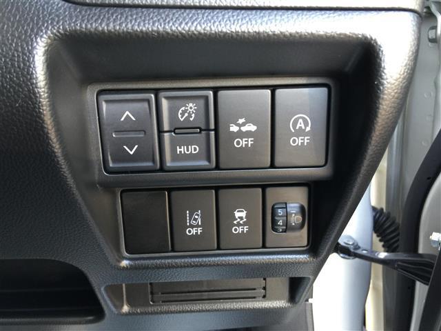ハイブリッドFX 純正メモリーナビ 地デジ ドライブレコーダー ETC スマートキー プッシュスタート レーダーブレーキ ベンチシート 保証書 シートヒーター(10枚目)