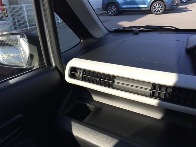 ハイブリッドFX 純正メモリーナビ 地デジ ドライブレコーダー ETC スマートキー プッシュスタート レーダーブレーキ ベンチシート 保証書 シートヒーター(19枚目)