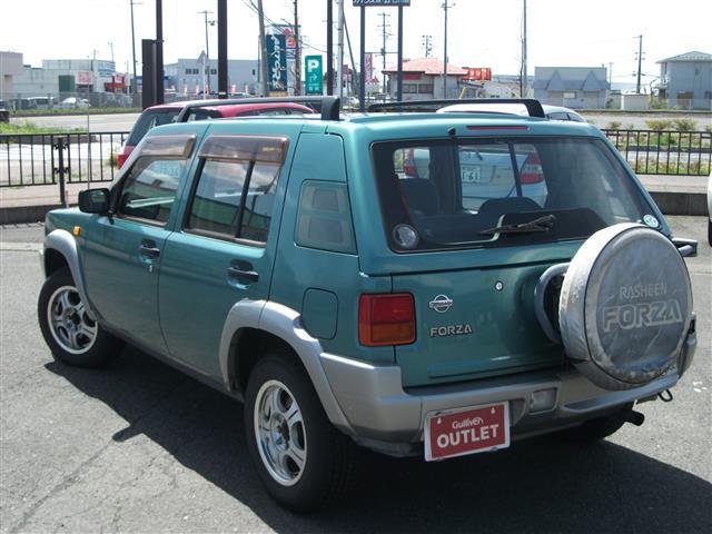フォルザ 4WD(2枚目)