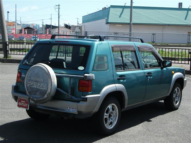 フォルザ 4WD(7枚目)
