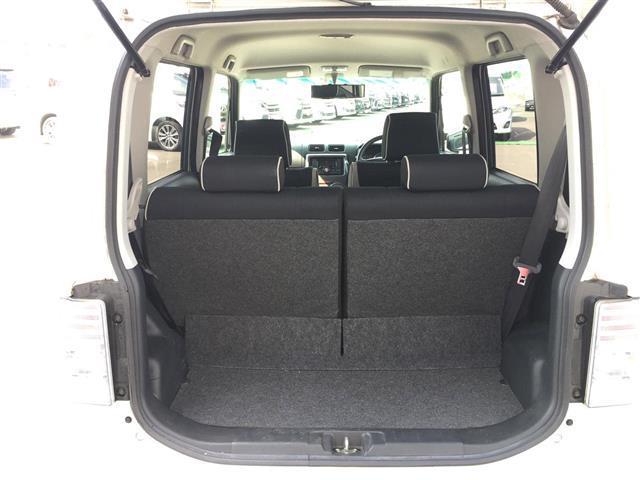 カスタム X 4WD スマートキー HID サマータイヤ積載(18枚目)