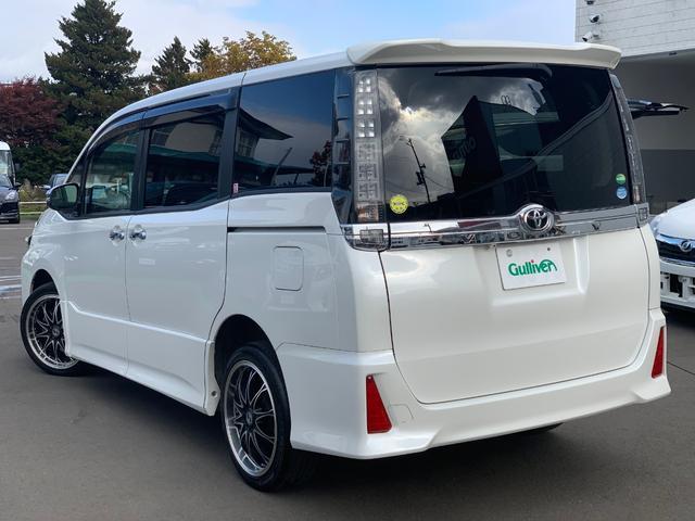 「トヨタ」「ヴォクシー」「ミニバン・ワンボックス」「北海道」の中古車7