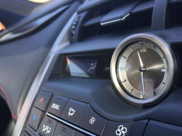 レクサス NX 200tFスポーツ パノラマルーフ 三眼LED 赤革 ETC