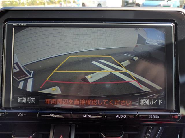 トヨタ C-HR G-T 純正メモリナビ バックカメラ 純正AW スマートキー