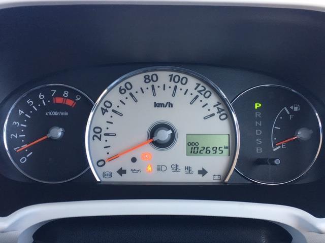 ココアプラスX 4WD 純正オーディオ CD AUX ドアバイザー 電動格納ミラー ウィンカーミラー フォグランプ ライトレベライザー スマートキー(7枚目)