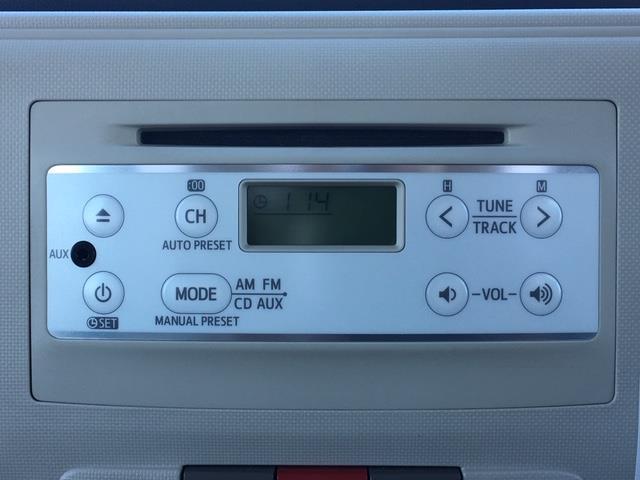 ココアプラスX 4WD 純正オーディオ CD AUX ドアバイザー 電動格納ミラー ウィンカーミラー フォグランプ ライトレベライザー スマートキー(8枚目)