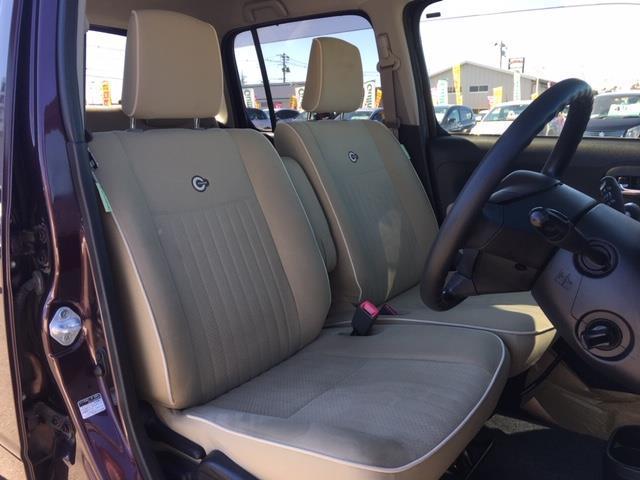 ココアプラスX 4WD 純正オーディオ CD AUX ドアバイザー 電動格納ミラー ウィンカーミラー フォグランプ ライトレベライザー スマートキー(11枚目)