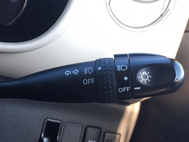 ココアプラスX 4WD 純正オーディオ CD AUX ドアバイザー 電動格納ミラー ウィンカーミラー フォグランプ ライトレベライザー スマートキー(18枚目)