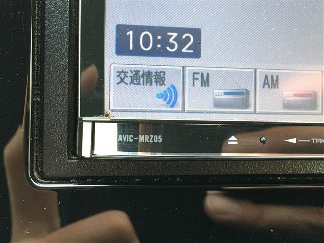 Fパッケージ 社外メモリナビ FM AM CD AUX USB 横瀬べり防止機能 電動格納ミラー ヘッドライトレベライザー LEDヘッドライト プッシュスタート スマートキー 取扱説明書(9枚目)