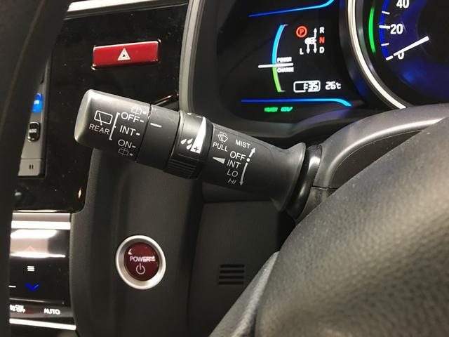 Fパッケージ 純正インターナビ CD FM AM iPod Bluetooth ワンセグTV バックカメラ シティブレーキアクティブシステム プッシュスタート スマートキー ステアリングスイッチ ETC(18枚目)