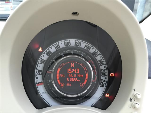フィアット フィアット 500 1.2 8V ポップ