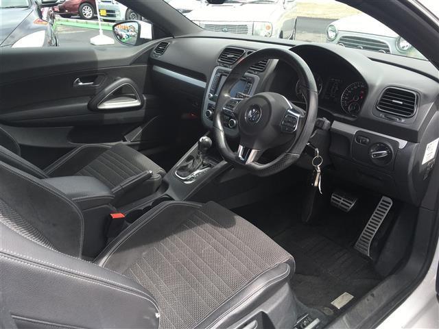 フォルクスワーゲン VW シロッコ TSI メモリーナビ フルセグ ETC キーレス CD
