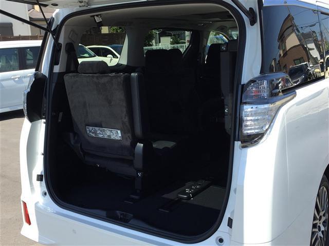 トヨタ ヴェルファイア Z Gエディション