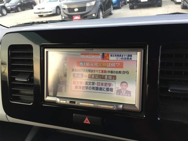 X ワンオーナー メモリナビ ワンセグTV 走行1.5万キロ(5枚目)