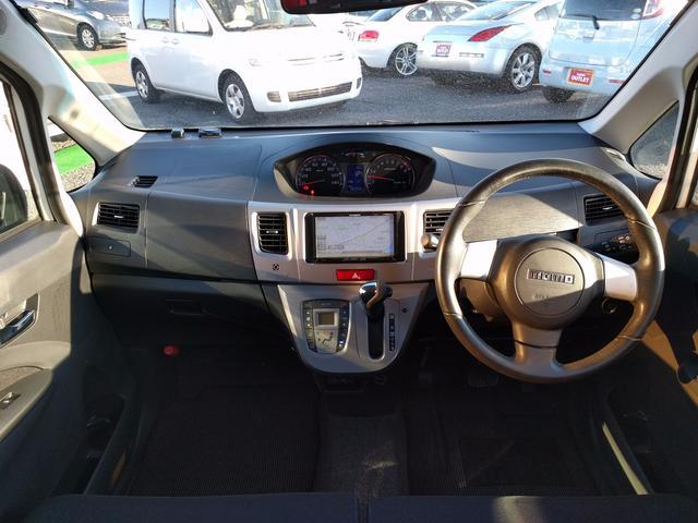 ダイハツ ムーヴ カスタム RS 4WD メモリナビ スマートキー ETC