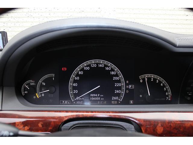 メルセデス・ベンツ M・ベンツ S500 AMG後期ルック 社外キャリパー ローター