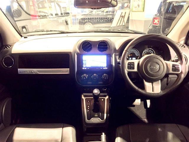 「その他」「クライスラージープ コンパス」「SUV・クロカン」「愛知県」の中古車3