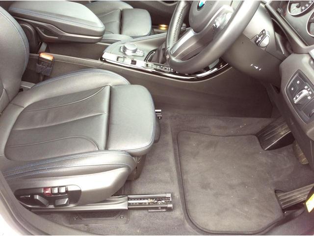 xDrive 18d Mスポーツ 黒革シート 後席モニター コンフォートPKG(12枚目)