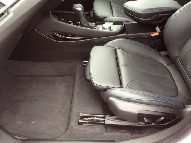 xDrive 18d Mスポーツ 黒革シート 後席モニター コンフォートPKG(36枚目)