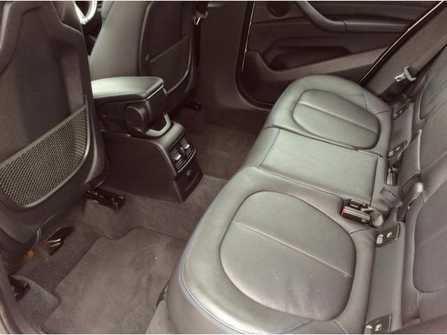 xDrive 18d Mスポーツ 黒革シート 後席モニター コンフォートPKG(38枚目)
