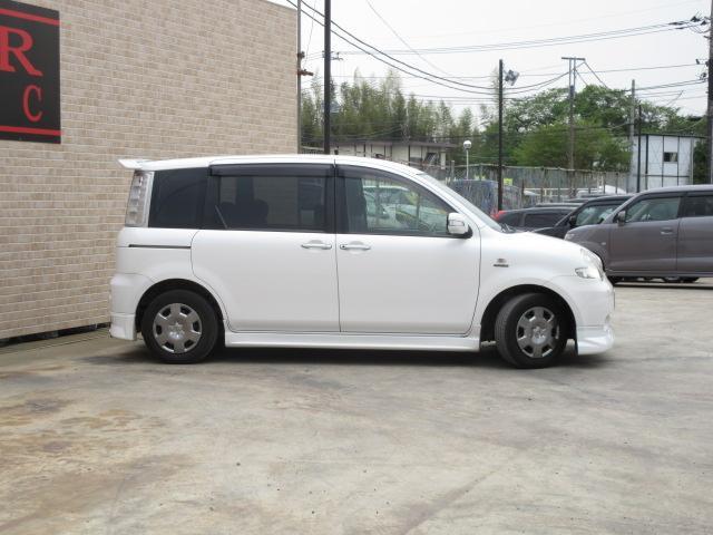トヨタ シエンタ Xリミテッド HDDナビ ウィンカーミラー HID ETC