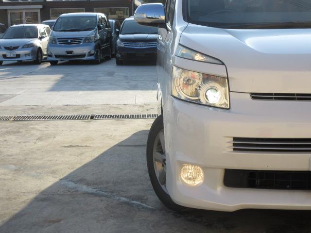 トヨタ ヴォクシー ZS 煌 両側パワスラ HDDナビ バックカメラ ワンセグ