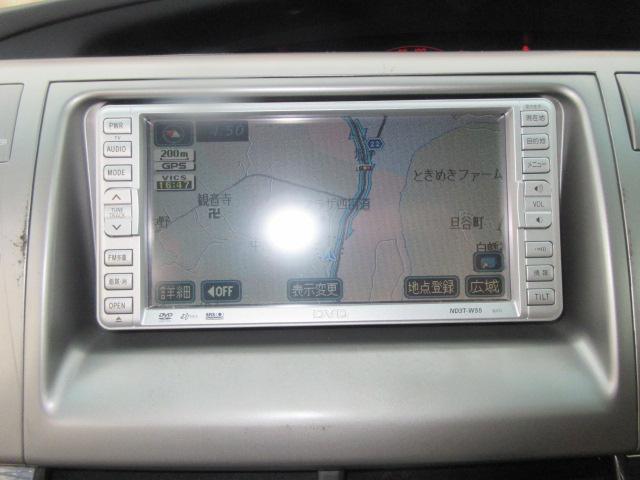 トヨタ エスティマ アエラス Sパッケージ 両側パワスラ HDDナビ Bカメラ