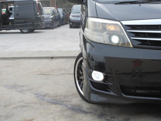 トヨタ アルファードV AS リミテッド HDDナビ 両側パワスラ Wサンルーフ