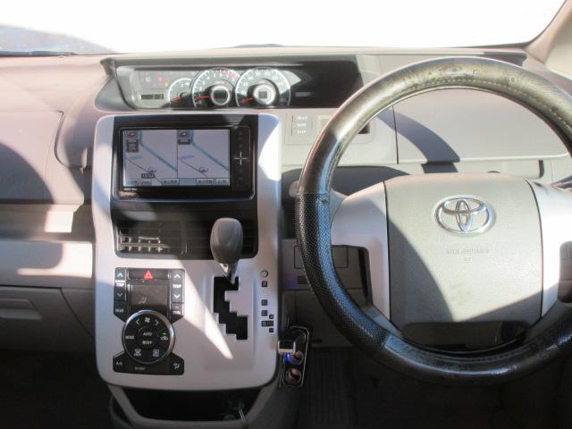 トヨタ ノア X SDナビ フリップダウンモニター ドライブレコーダー