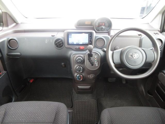 トヨタ スペイド F 左側パワースライドドア HDDナビ フルセグ HID