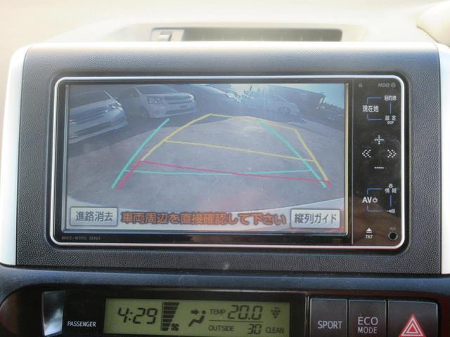 トヨタ ウィッシュ 1.8S HDDナビ ETC 地デジ バックカメラ