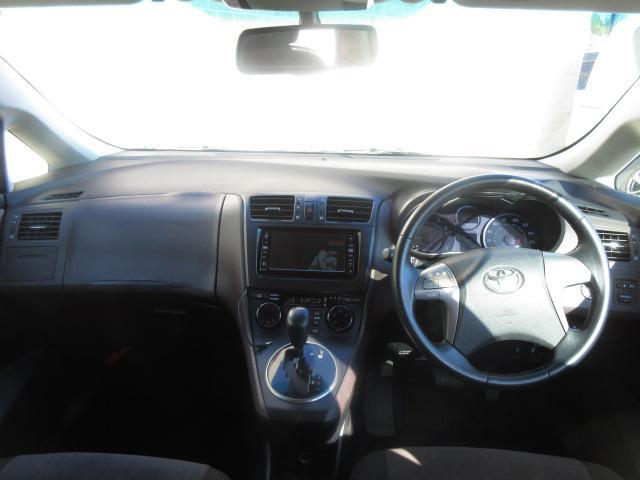 トヨタ マークXジオ 240G ブラックパールリミテッド HDDナビ バックカメラ