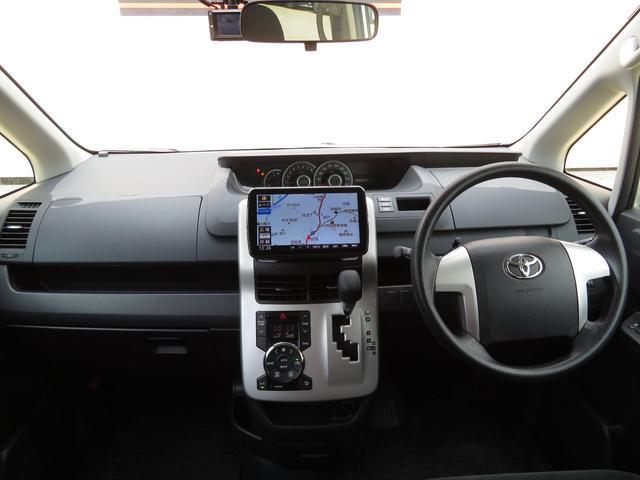 トランス-X ワンオーナー 社外SDナビ フルセグTV ブルーレイ再生 CD/DVD再生 Bluetoothオーディオ バックカメラ 前後ドライブレコーダー ETC キーレスキー ラゲッジボード付き 電動格納ミラー(15枚目)